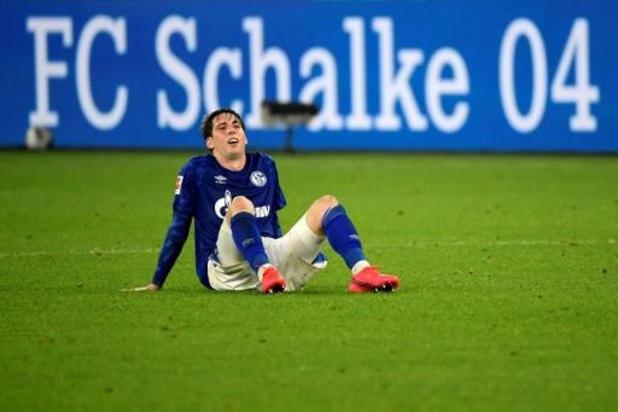 Bundesliga - Treizième match sans victoire pour Schalke, rejoint en fin de match par Leverkusen