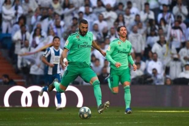 Real boekt tegen Espanyol vierde zege op rij in LaLiga