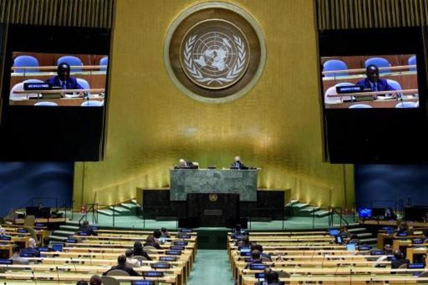 L'ONU déplore la restriction des libertés en Russie et en Chine