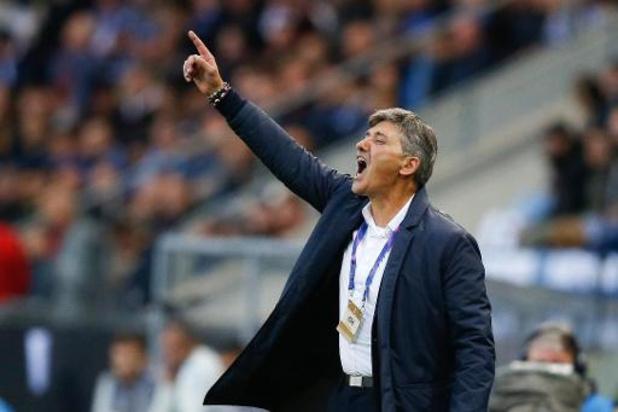 """Ligue des Champions - Felice Mazzù (Genk): """"Nous devons jouer ainsi chaque semaine"""""""