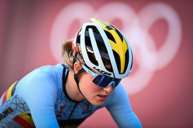 WK wielrennen - Julie Van de Velde rekent op boost van Belgische fans in tijdrit