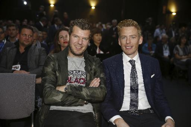 """Gert De Mangeleer en Joachim Boudens openen """"intieme versie"""" van Hertog Jan in Antwerpen"""