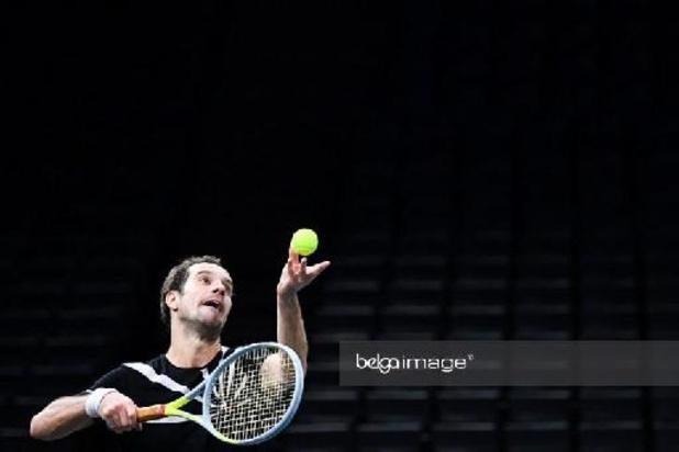 Gasquet forfait pour son 2e tour contre Rublev qui se retrouve en quarts sans jouer