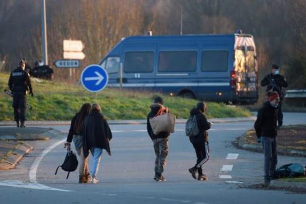 Fête sauvage avec 2.500 personnes à Rennes: plus de 200 PV déjà relevés