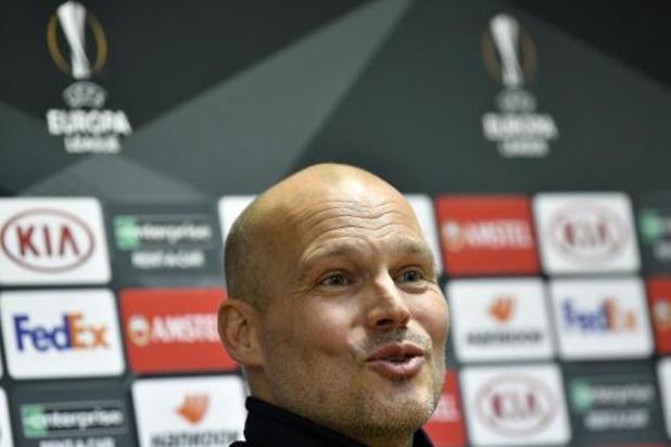 Europa League - Arsenal-coach Ljungberg looft weerbaarheid van zijn jonge ploeg