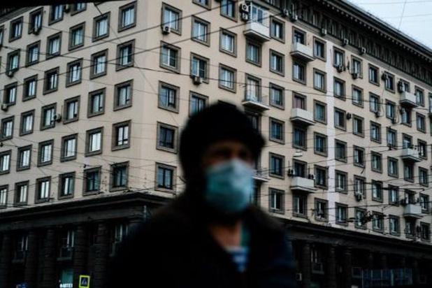 Rusland registreert ruim 32.000 besmettingen