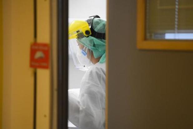 Tendance toujours à la hausse pour les hospitalisations