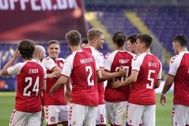 Denen zullen tegen Rode Duivels door 25.000 fans aangemoedigd worden