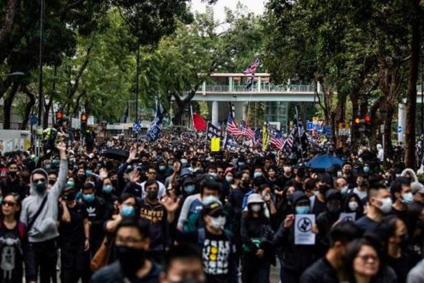 Moody's abaisse la note de Hong Kong et critique le gouvernement