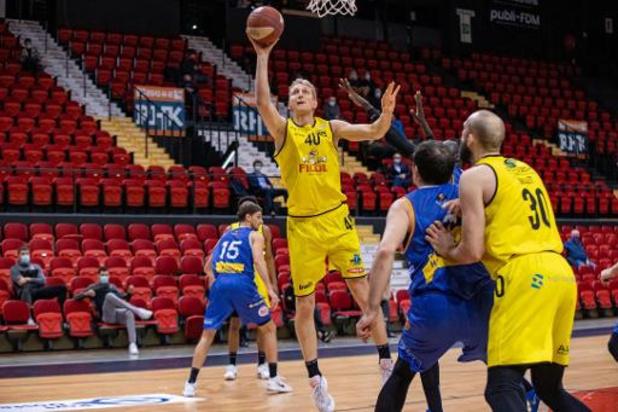 EuroMillions Basket League - Oostende zet Mechelen vlot opzij
