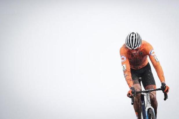 Le Néerlandais Mathieu van der Poel songe malgré tout au Tour de France