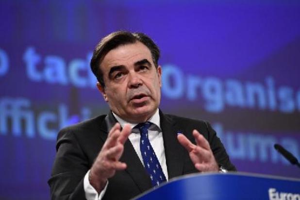 """""""La Commission n'est pas compétente"""", prévient Margaritis Schinas"""