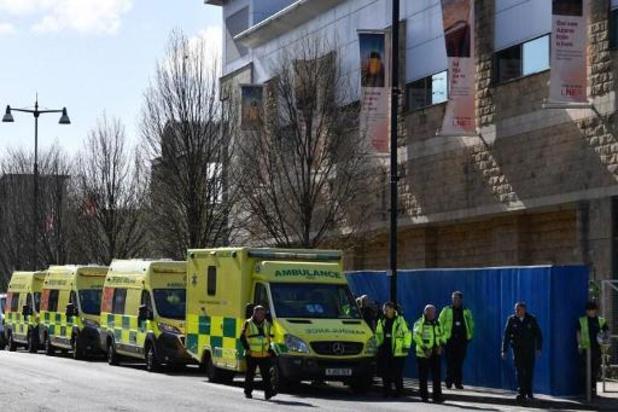 Meer dan 880 bijkomende sterfgevallen in Groot-Brittannië