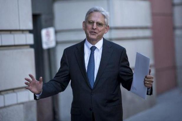 Biden kiest rechter Merrick Garland als justitieminister