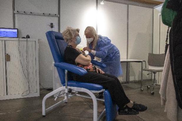 Coronavirus - Mise en suspens de la plateforme fédérale de vaccination Doclr à Bruxelles