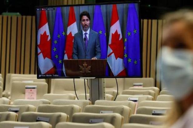 """Diplomatie coercitive"": Pékin fustige les propos de Justin Trudeau"