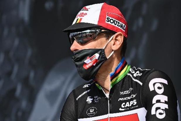 Philippe Gilbert hangt eind 2022 fiets aan de haak