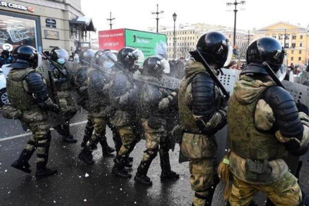 Russie: plus de 5.300 arrestations aux manifestations pro-Navalny