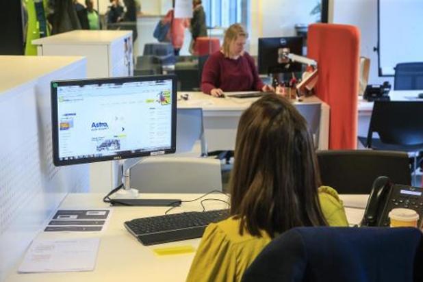 Le travailleur belge a 41,4 ans en moyenne