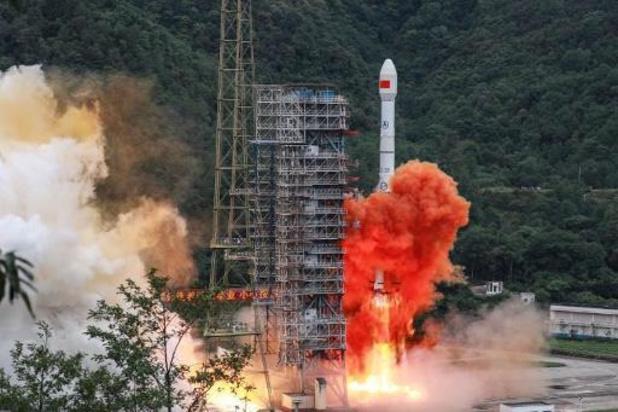 China lanceert laatste satelliet voor gps-rivaal