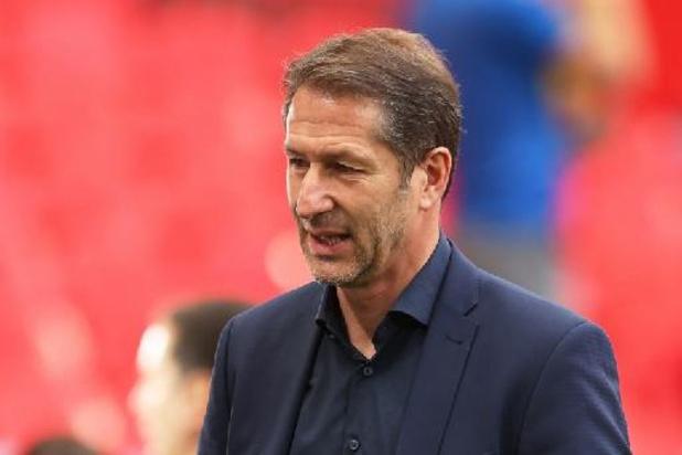 """Euro 2020 - """"On n'était pas loin"""", regrette le sélectionneur autrichien, Franco Foda"""