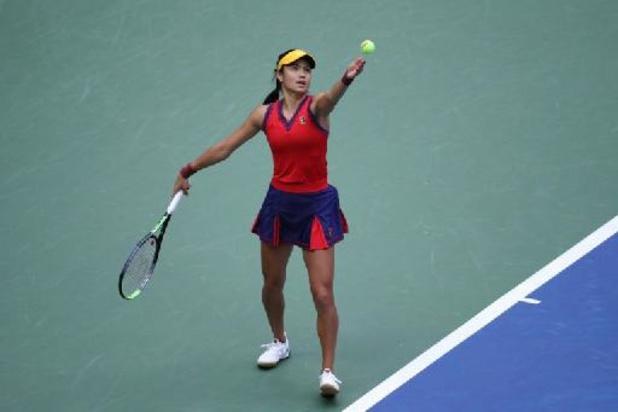 WTA Indian Wells - Raducanu, lauréate de l'US Open, éliminée dès son entrée en lice