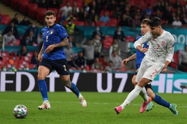 Euro 2020 - L'italie et l'Espagne en prolongations