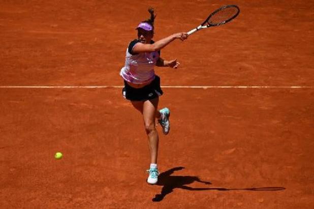 """WTA Madrid - Mertens essayera """"de ramener un maximum de balles"""" contre Sabalenka"""