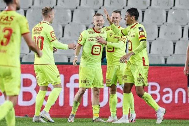 Jupiler Pro League - Le Club Bruges gaspille un avantage de deux buts et est accroché par Malines