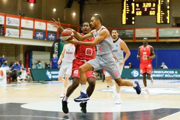Euromillions Basket League - Le Brussels déplace ses matches à domicile au Palais 12