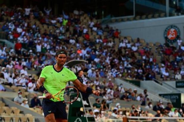 ATP Washington - Pour son retour après deux mois, Rafael Nadal a dû s'employer pour battre Jack Sock