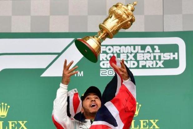 Accord de principe pour deux Grands Prix sur le circuit de Silverstone