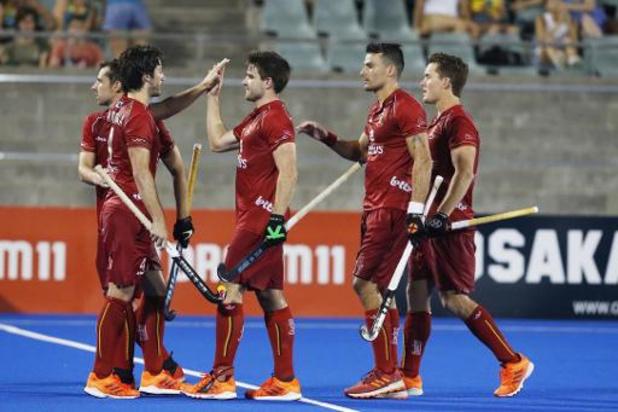 Red Lions winnen overtuigend van Australië