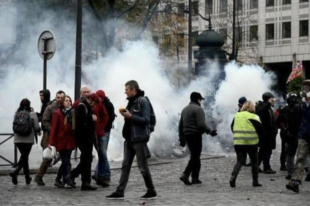 """""""Gilets jaunes"""" komen bij eerste verjaardag van protest weer samen in Parijs"""