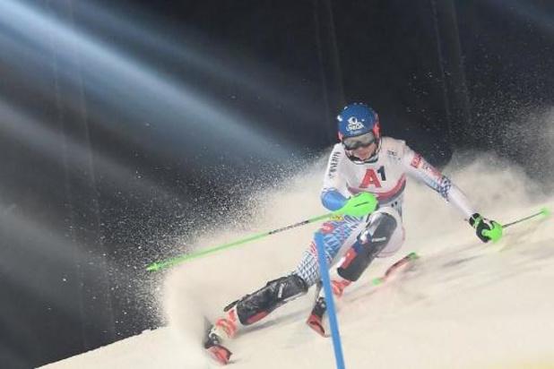 Coupe du monde de ski alpin - Deuxième succès de suite pour Petra Vlhova, victorieuse du slalom de Flachau