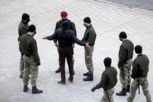Pouvoirs accrus pour la police au Bélarus afin de réprimer les manifestants
