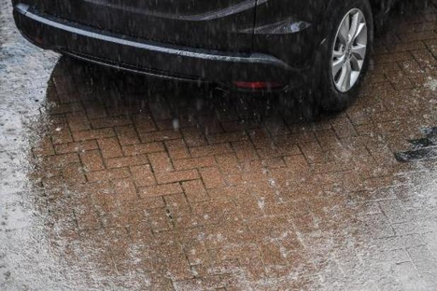 Un temps plus sec vendredi après-midi avant un temps instable ce week-end