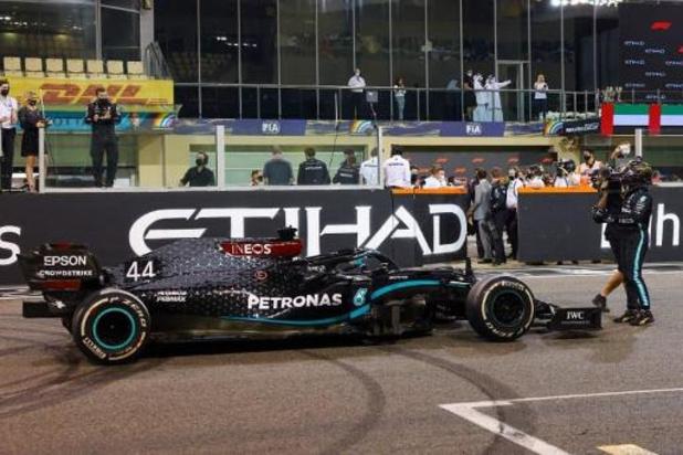 Mercedes présentera sa nouvelle monoplace le 2 mars