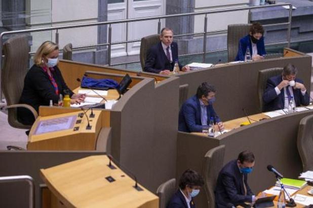 Ministers Somers en Dalle openen eerste Warme William Luisterkamer in Beveren
