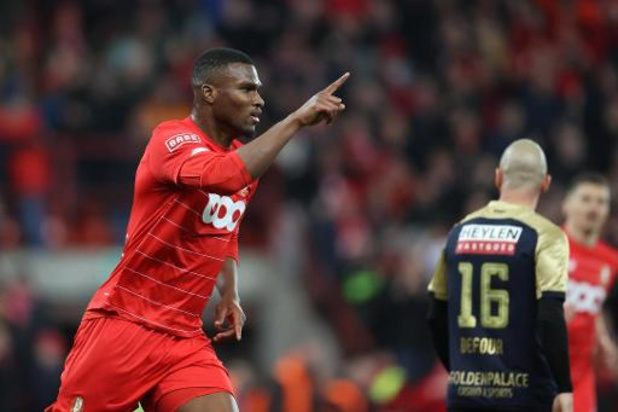 Jupiler Pro League - Oulare trapt Standard voorbij Antwerp
