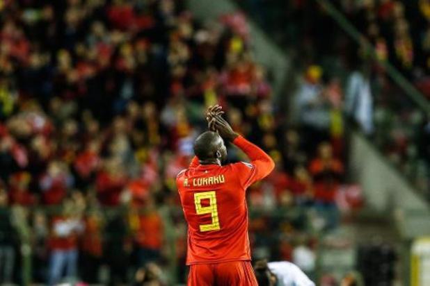 """Diables Rouges - Romelu Lukaku pense déjà à l'Euro: """"Je voudrais gagner un trophée avec mon pays"""""""