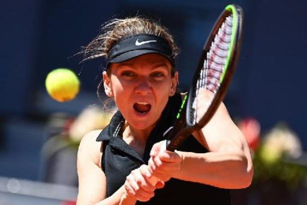 Ex-winnares Simona Halep geeft forfait