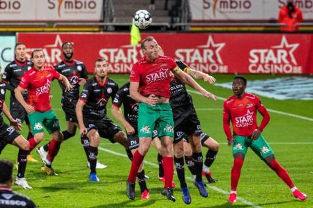 Jupiler Pro League - Ostende a donné un coup de massue à ZulteWaregem