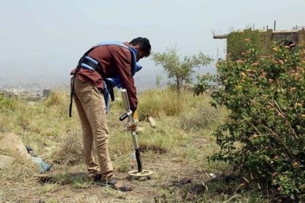 Les victimes des mines antipersonnel artisanales au plus haut en 2018