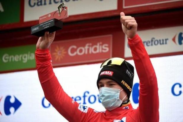 Gaudu pakt de ritzege in laatste bergetappe van de Vuelta