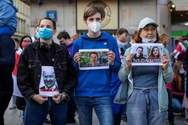 Opnieuw meer dan 200 dissidenten opgepakt in Wit-Rusland