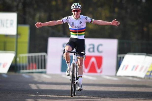 Ryan Kamp sacré champion d'Europe chez les espoirs