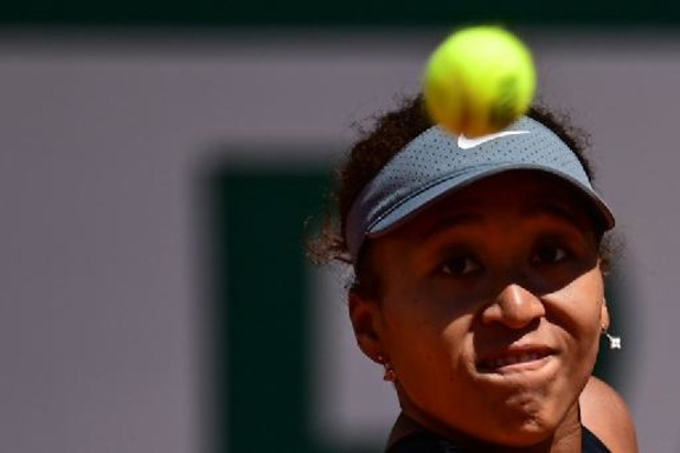 Naomi Osaka annonce qu'elle se retire du tournoi de Roland-Garros