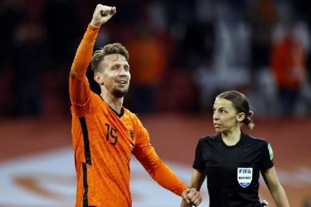 Kwal. WK 2022 - Nederland recht de rug na verlies in Turkije