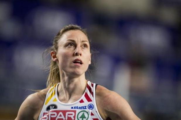 Championnats d'Europe d'athlétisme en salle - Eline Berings finalement négative au Covid